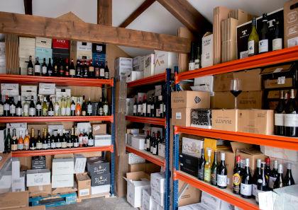 The Lekker Wines Warehouse