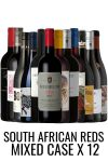 12 South African red Wines from Lekker Wines