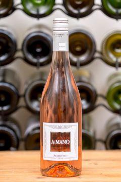 A Mano Primitivo Rosato from Lekker Wines