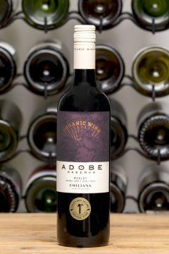 Emiliana Adobe Merlot (Organic) from Lekker Wines