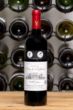 Château Bois de Rolland Vieilles Vignes Bordeaux Supérieur  from Lekker Wines