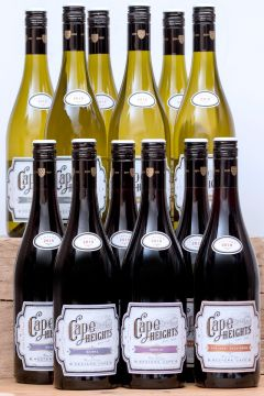 CAPE HEIGHTS Party Case - 12 Bottles from Lekker Wines