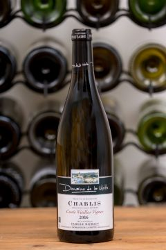 Domaine de la Motte Cuvée Vieilles Vignes Chablis 2019