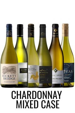 Chardonnay Mixed Case from Lekker Wines