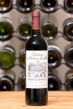Château Mahon-Laville, Bordeaux Supérieur from LEKKER WINES