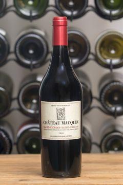 Château Macquin Saint-Georges Saint-Émilion from Lekker Wines