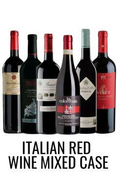 Classic Italian Mixed Case from Lekker Wines