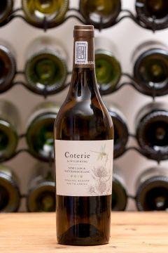 Coterie by Wildeberg Semillon Sauvignon Blanc from Lekker Wines