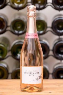 Le Dolci Colline Rosé Spumante Brut NV from Lekker Wines