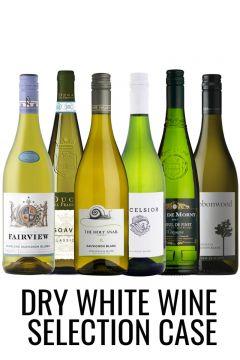 Crisp & Dry White Mixed Case from Lekker Wines