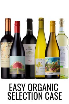 Easy Drinking Organic Selection Case from Lekker Wines