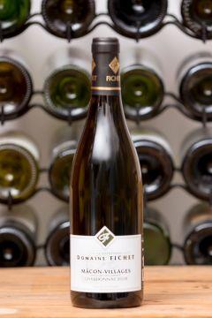 Domaine Fichet Chardonnay Mâcon-Villages from lekkerwines.co.uk