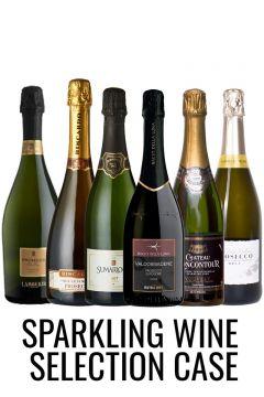 Sparkling Wine case from Lekker Wines
