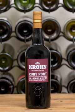 Krohn Ruby Port NV from Lekker Wines