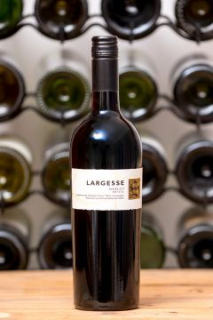 Largesse Merlot, IGP Pays d'Oc from lekkerwines.co.uk