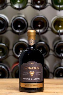 Masca Del Tacco Lu Rappaio Primitivo Di Manduria from Lekker Wines