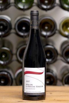 Sylvaine et Alain Normand Mâcon la Roche Vineuse Rouge from Lekker Wines