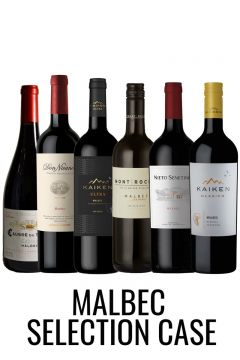 Mixed Malbec Selection case from Lekker Wines