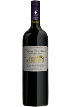 Château le Manoir Cuvée les Graves Lalande-de-Pomerol 2018