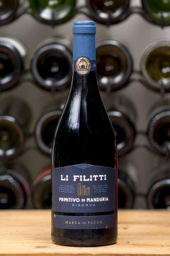 Masca del Tacco Li Filitti Riserva Primitivo di Manduria from Lekker Wines
