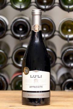 Masca del Tacco Lu'Li Appassite from Lekker Wines