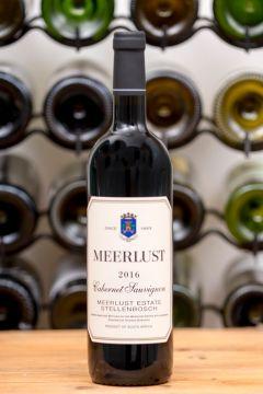 Meerlust Cabernet Sauvignon from Lekekr Wines