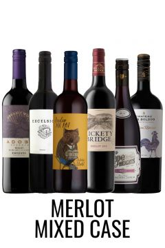 Merlot Mixed case from Lekker Wines