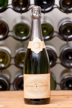 Pierre Mignon Grande Réserve Premier Cru Champagne from lekkerwines.co.uk