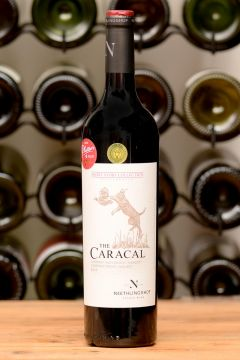 Neethlingshof Estate The Short Story Collection The Caracal Red Blend 2017