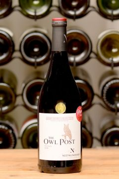 Neethlingshof Estate The Short Story Collection The Owl Post Pinotage 2018