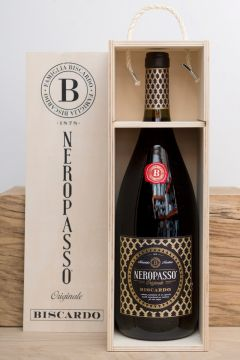 Neropasso 2017 Magnum in wooden box from Lekker Wines