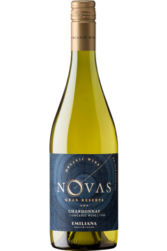 Novas Gran Reserva Chardonnay, Casablanca Valley [Organic] 2019