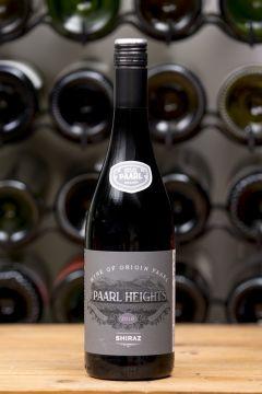 Paarl heights Shiraz from Lekker Wines