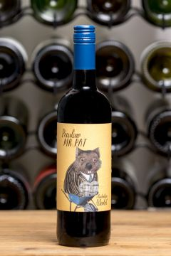 Peculiar Mr Pat Merlot from Lekker Wines