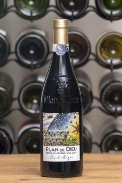 Mas D'Alcyon Côtes Du Rhône Villages 'Plan De Dieu' from Lekker Wines