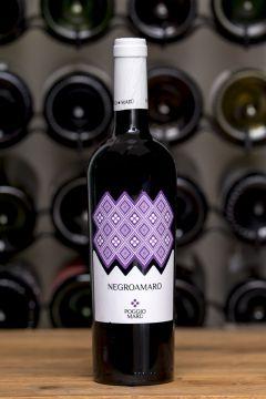 Poggio Maru Negroamaro from lekker Wines