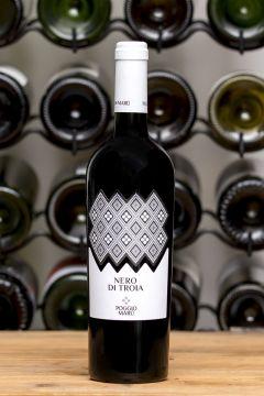 Poggio Maru Nero di Troia from Lekker Wines