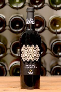 Poggio Marù Primitivo di Manduria from Lekker Wines
