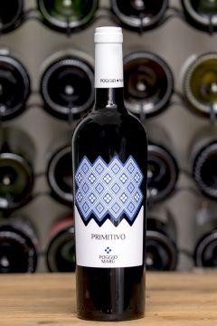 Poggio Maru Primitivo from lekker Wines