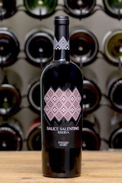 Poggio Maru Salice Salentino Riserva from Lekker Wines