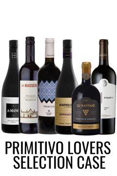 Pimitivo lovers Case from Lekker Wines