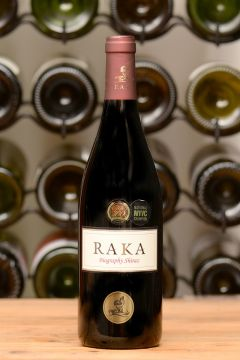 Raka Biography Shiraz from Lekker Wines
