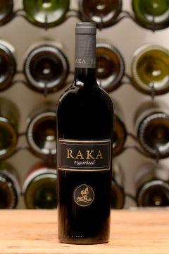 Raka Figurehead from Lekker Wines