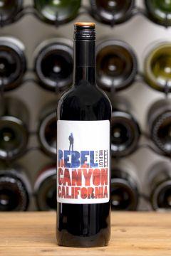 Rebel Canyon Merlot from lekker Wines