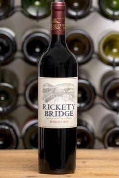 Rickety Bridge Merlot from Lekker Wines