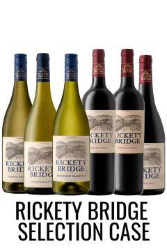 Rickety Bridge Mixed Case from Lekker Wines