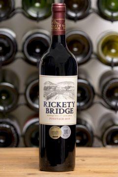 Rickety Bridge Pinotage from Lekker Wines