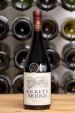 Rickety Bridge Shiraz from Lekker Wines