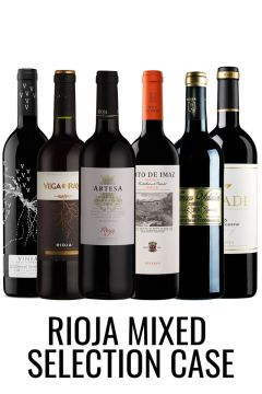 Rioja Wine case from Lekker Wines
