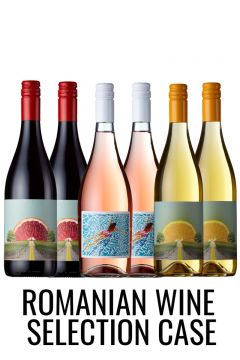 Romanian Wine Selection case from Lekker Wines